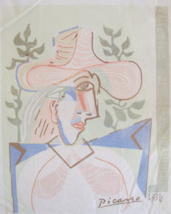 Picasso - Man in Hat