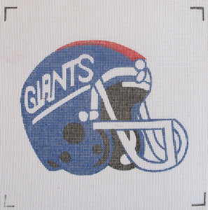 Giants Football Helmet