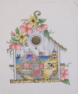 Cottage Bird House