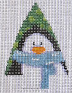Tree with Penguin