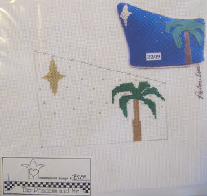 Palm Tree w/Stitch Guide