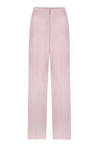 Wide-leg powder pants