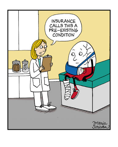 Pre-Existing Condition Print