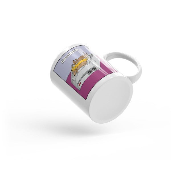 Hot Dog Warmer Mug