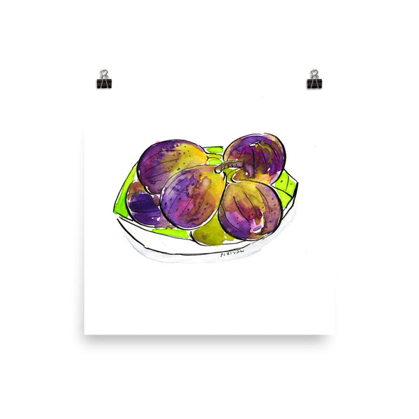 Figs Paris Print