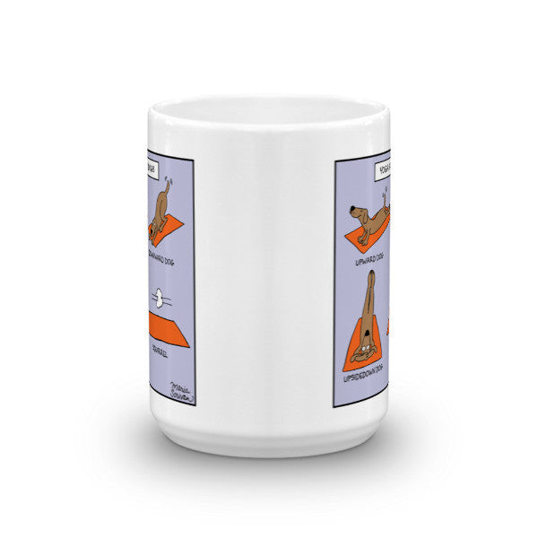 Yoga for Dogs Mug