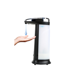 400ML Automatic Refillable Hand Sanitizer Dispenser Liquid Intelligent TouchFree Sensor