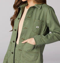 Load image into Gallery viewer, Lee Chore Jacket - Olive