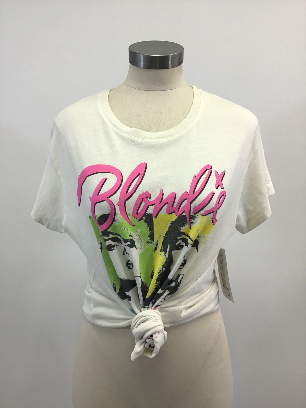 Daydreamer Blondie Pop Poster Tee