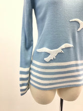 Load image into Gallery viewer, Vintage 70's Seagull Sweater