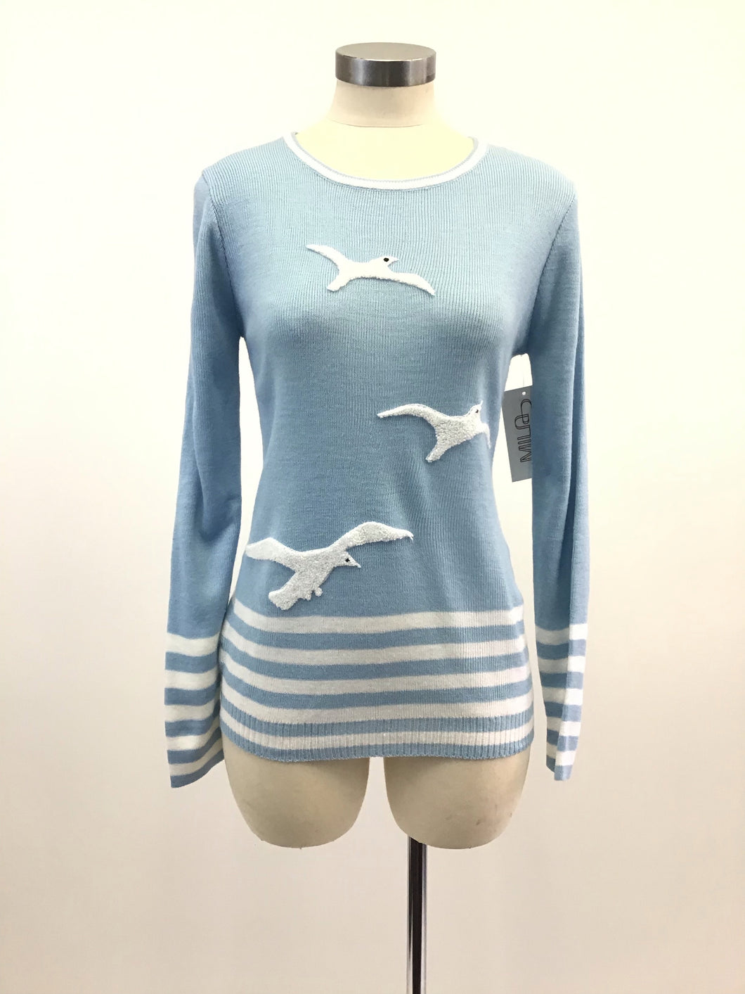 Vintage 70's Seagull Sweater