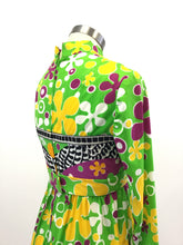 Load image into Gallery viewer, Vintage 60's Mod Mini Dress