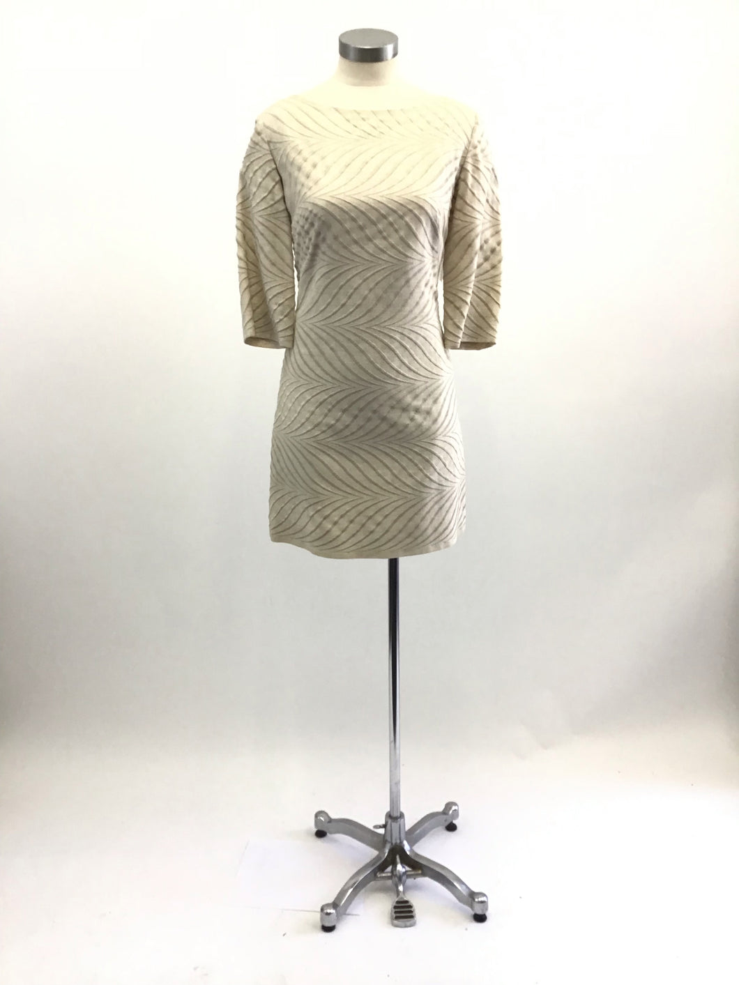 Vintage 60's Shift Mini Dress