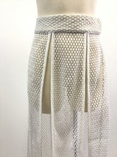 Load image into Gallery viewer, Vintage 60's Mesh Skirt