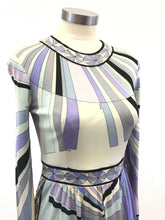 Load image into Gallery viewer, Vintage Emilio Pucci Jersey Midi Dress
