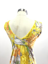 Load image into Gallery viewer, Vintage 60's Hawaiian Maxi Dress
