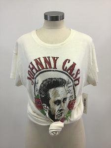 Daydreamer Johnny Cash Rose Tee