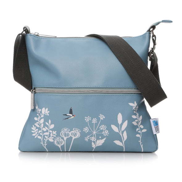 RSPB Cross Body Bag - Swallows