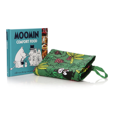 Giftset Book & Tea Towel: Moomin