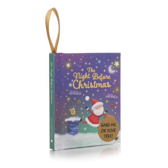 The Night Before Christmas Mini Book