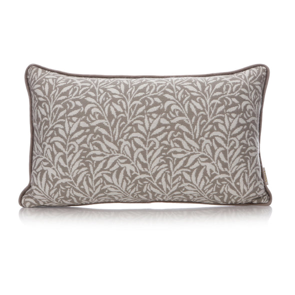 William Morris Willow Cushion - Grey