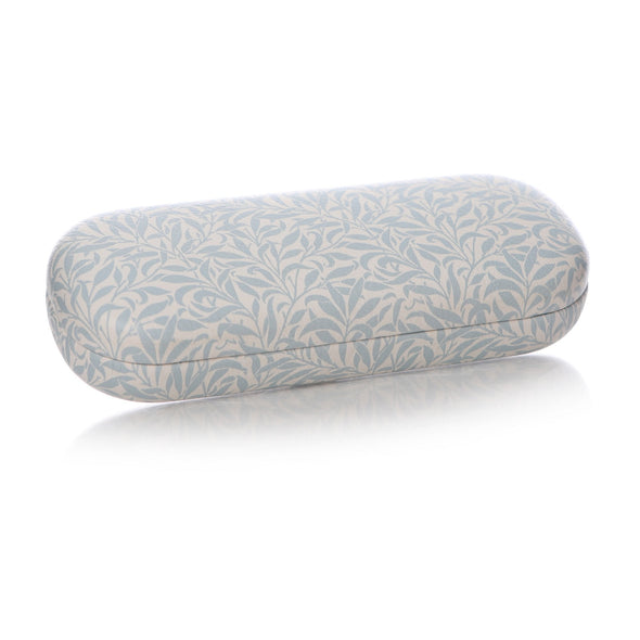 William Morris Willow Glasses Case - Light Blue