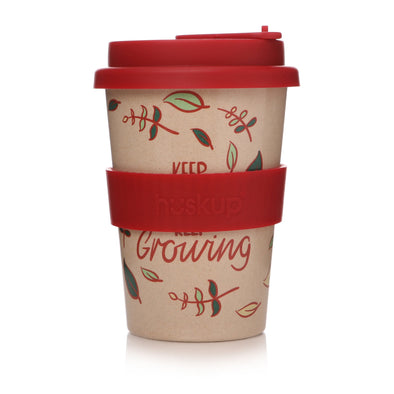 Rose Huskup Travel Mug