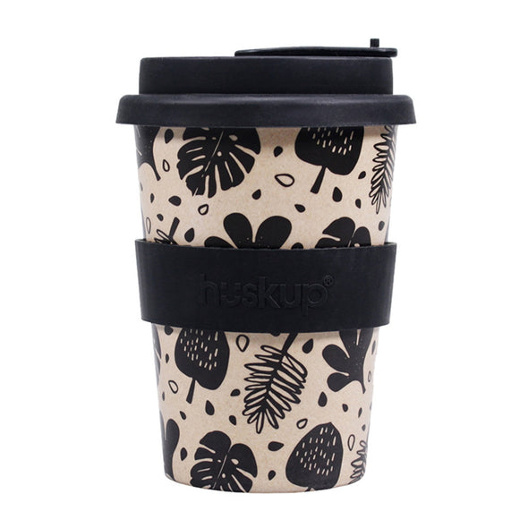 Botanical House Plants Huskup Travel Mug