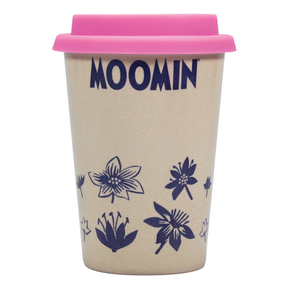 Moomin Travel Mug - Drink This While It's Hot
