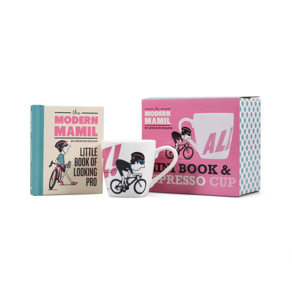 Jog On Mini Book & Sweatband Set