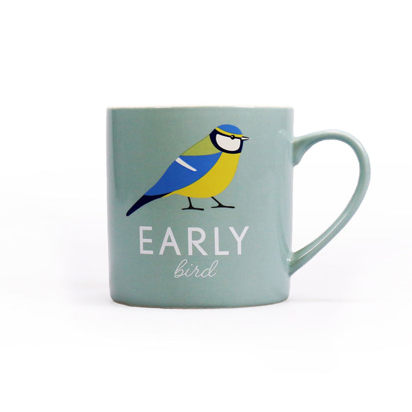 RSPB Blue Tit Mug - Birds
