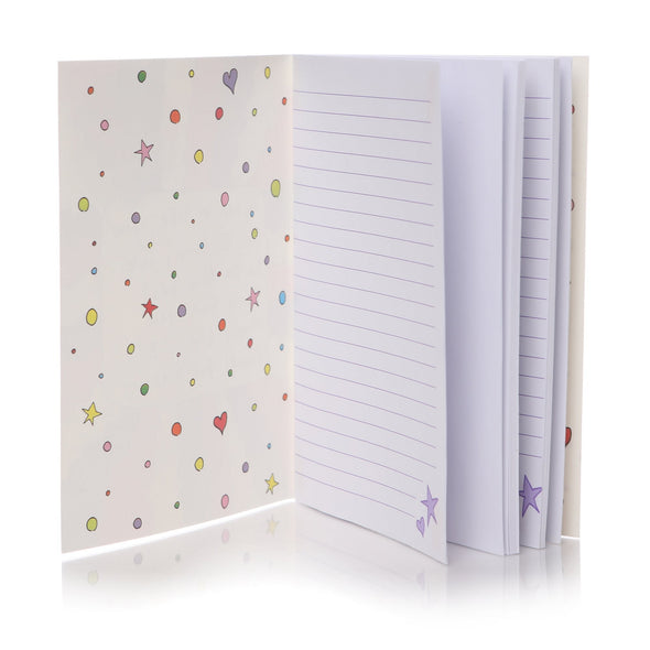 May The Thoughts Be With You A6 Notebook - Plan B