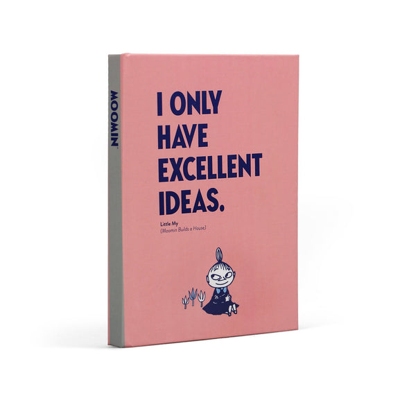 Moomin Sticky Notes -  I Only Have Excellent Ideas
