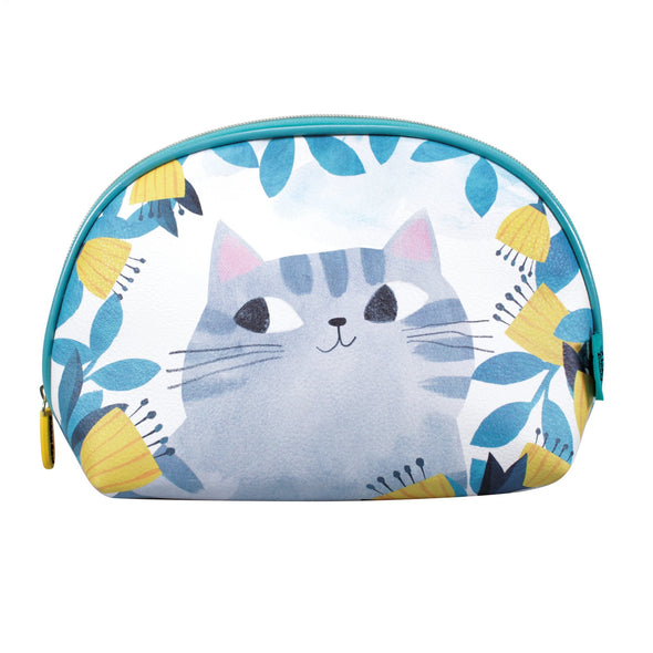 Planet Cat Washbag - Mysterious Folk