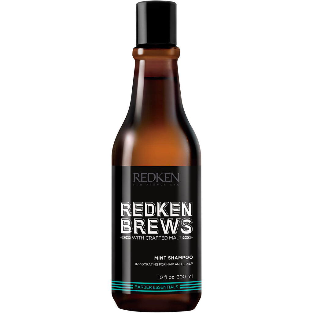 REDKEN BREWS MEN MINT SHAMPOO 300 ML