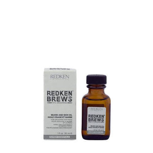 REDKEN BREWS BEARD & SKIN OIL 30 ML