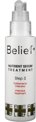 BELIEF+ NUTRIENT SERUM TREATMENT ml 75