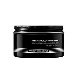 REDKEN BREWS MEN HIGH HOLD POMADE 100ml - Cera brillante tenuta forte