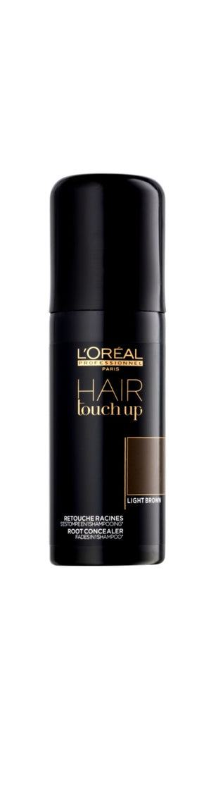 L'OREAL PROFESSIONNEL HAIR TOUCH UP LIGHT BROWN