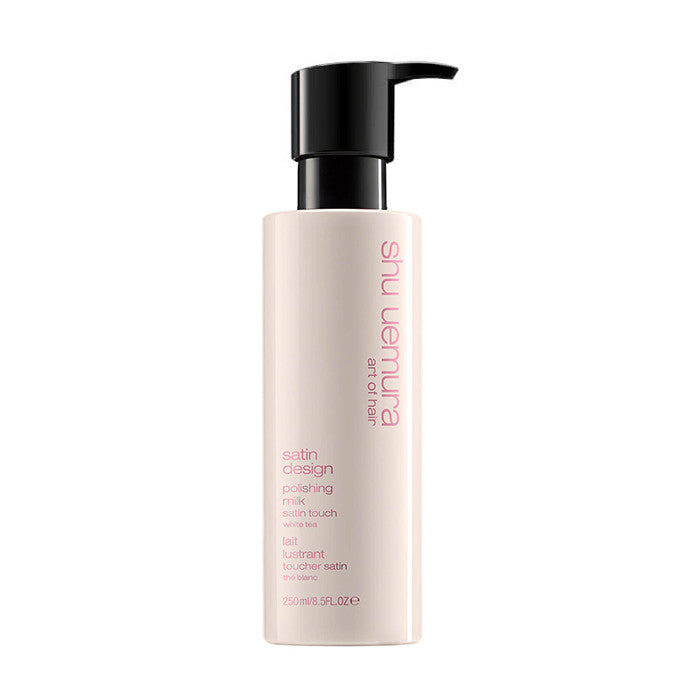 SHU UEMURA SATIN DESIGN POLISHING MILK 250ML