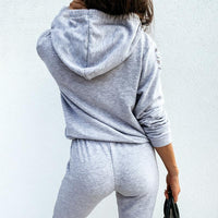Hoddie and Bottom Set