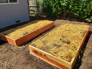 Raised Garden Bed - Local Delivery Up Only!