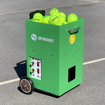 Spinshot Lite Tennis Ball Machine