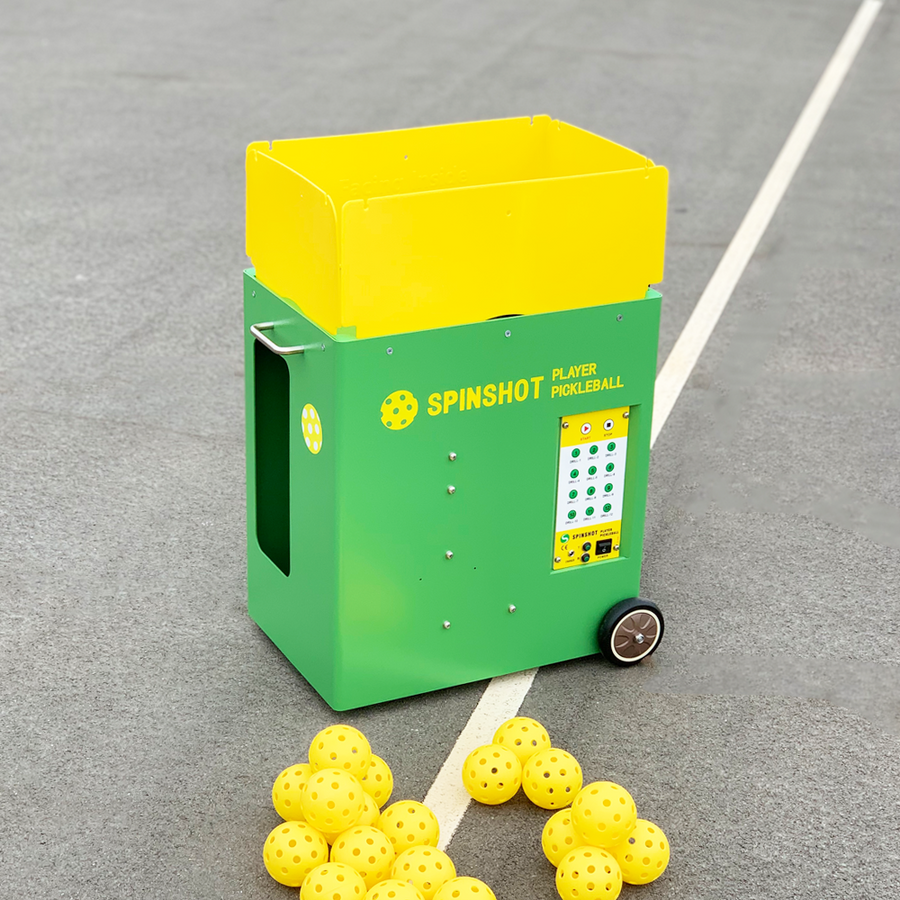 Spinshot Pickleball Machine