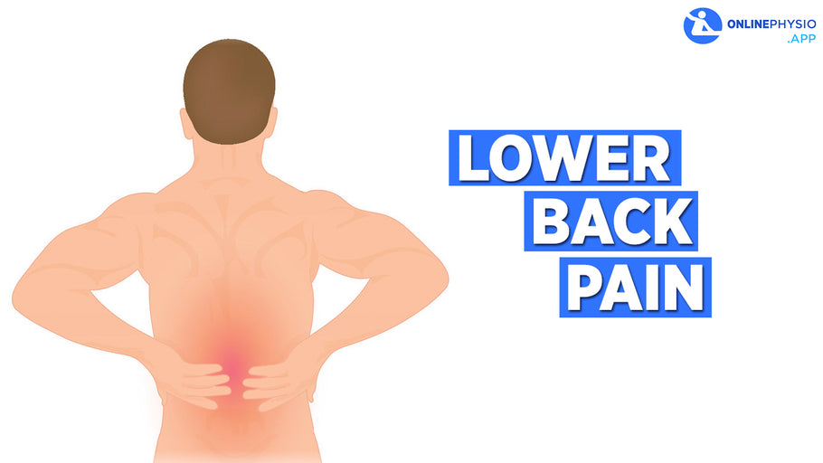 What is the Best Thing to do for Lower Back Pain?