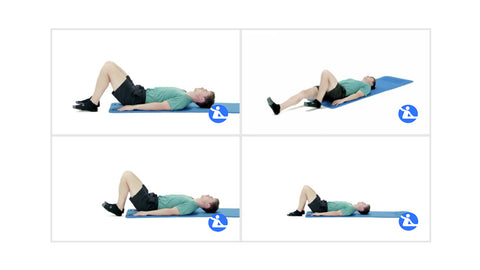 Hamstring Slides to strength your ACL after injury