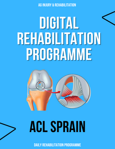 Anterior Cruciate Ligament (ACL) Injury Rehabilitation Programme