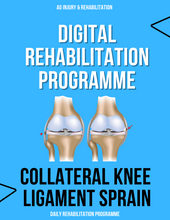 Load image into Gallery viewer, Collateral Knee Ligament Injury Rehabilitation Programme