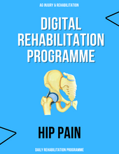 Load image into Gallery viewer, Hip Pain Rehabilitation Programme