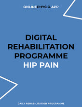 Load image into Gallery viewer, Hip Pain Rehabilitation Programme-OnlinePhysio.app
